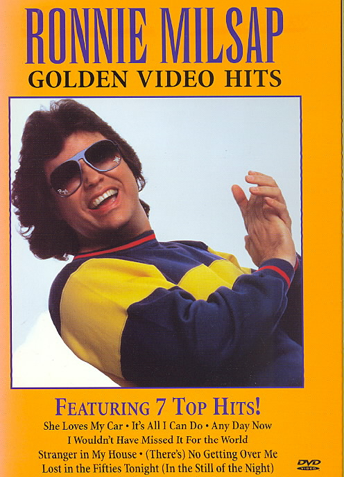 GOLDEN VIDEO HITS BY MILSAP,RONNIE (DVD)